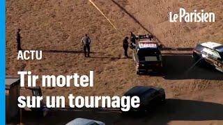 Alec Baldwin tue une femme par balle  sur le tournage d'un western