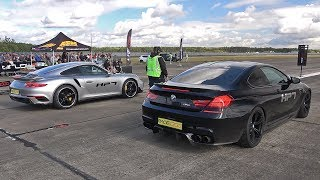 1036HP BMW M6 F13 Coupe Competition ONE X HPT - FASTEST M6 in the World!
