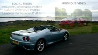 Is The 360 a Real Ferrari? - Ferrari 360 Spider Review
