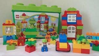 LEGO DUPLO Creative Play Deluxe Box of Fun 10580 レゴ デュプロ 10580 みどりのコンテナスーパーデラックス