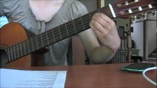Infinite (인피니트) Infinitize Ablum - 3 Song Guitar Medley