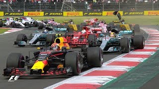 Mexico Grand Prix Highlights | 2017 Director's Cut