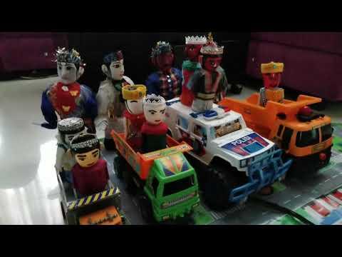 PARADE ONDEL ONDEL LUCU   TRADITIONAL DOLL  Kids toys