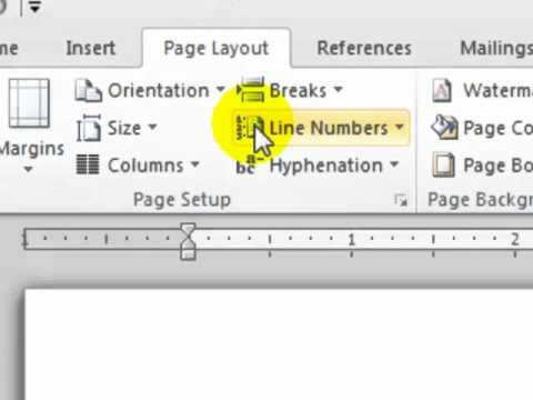 how to create a template in Word - YouTube