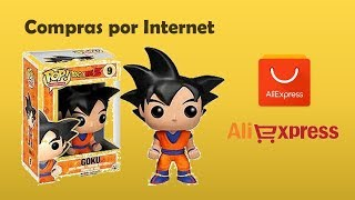 "Unboxing Experiencia Aliexpress ""Funko Pop Goku"""