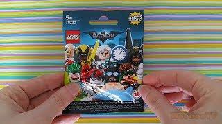 LASTENOHJELMIA SUOMEKSI - Lego Batman 2 - Minifigures esittely - osa 9