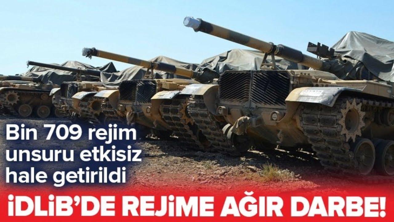 Son Dakika: Türkiye'den Esad Rejimine Darbe / A Haber