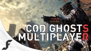 Call of Duty: Ghosts Multiplayer Gameplay - Cranked