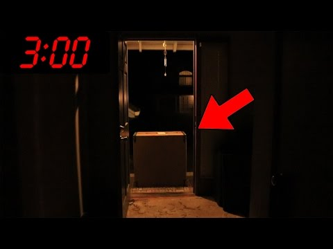Who Sent Me a Creepy Package at 3:00 AM?! (The Devil's Hour) from YouTube · Duration:  17 minutes 3 seconds