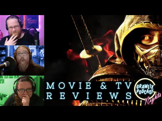 Mortal Kombat, Falcon and Winter Soldier and more! Movie/TV Talk