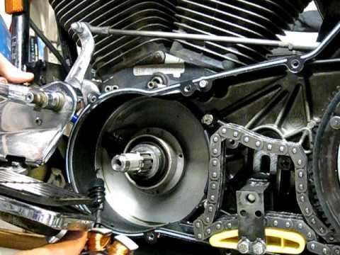 2008 Harley Davidson Wiring Diagram Stator Repair 5b Of 9 Installing New Stator Take 2