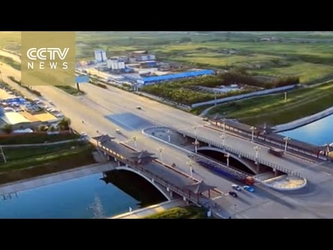 China's South-to-North Water Transfer Project services 110 million people