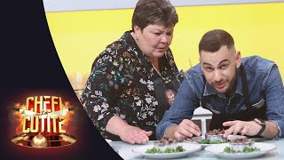 Un cipriot a venit să câștige marele premiu de la Chefi la Cuțite!