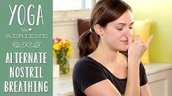 Yoga Breathing | Alternate Nostril Breathing