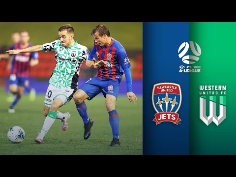 Newcastle Jets Western United Goals And Highlights