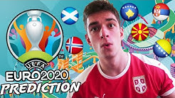 EURO 2020 PLAYOFF QUALIFIERS PREDICTION