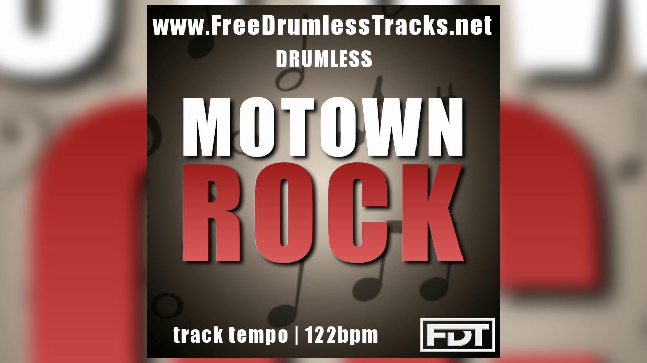Motown Rock - Drumless (www FreeDrumlessTracks net)