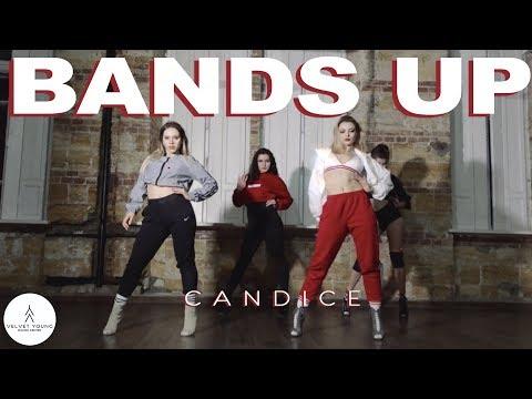 Candice - Bands Up | Vika Oreshkova | Heels | VELVET YOUNG