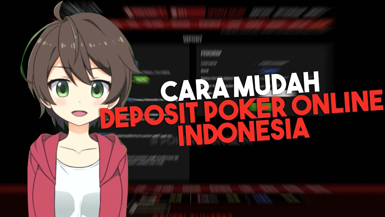Cara Deposit Poker Online Indonesia Via Bank Transfer Poker Lounge99 Youtube