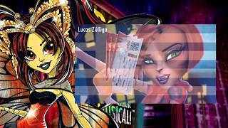 Monster High - Steal The Show (Greek) [Movie Version] HD