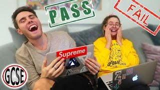 ZALFIE TAKE A GCSE EXAM (PASS OR FAIL)