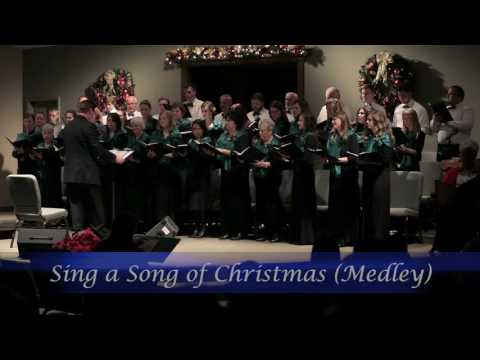 Holding On to Christmas (Cantata with Choir)