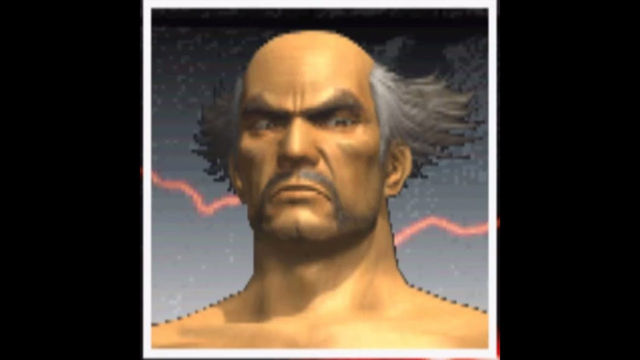 681 Tekken 3 Arc Bosses 3 3 Heihachi Playthrough Youtube