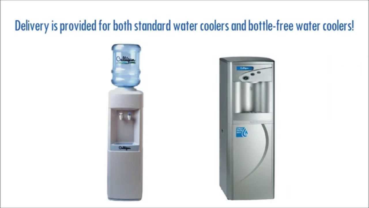 water cooler delivery culligan bottled water