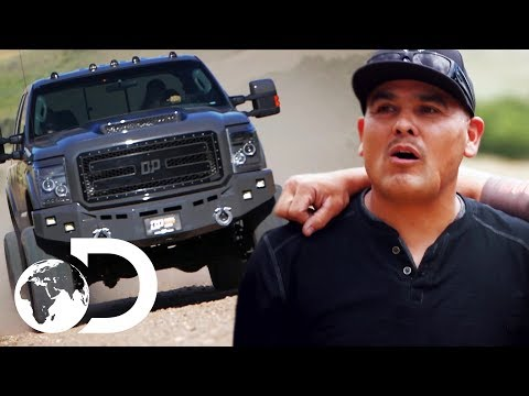 Man Berated Over Broken-Down Truck Surprised By The Diesel Brothers | Diesel Brothers