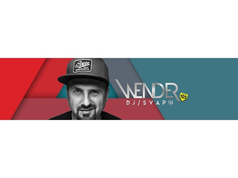 Ore 19:00 Diretta con Wender A.K.A. DJ SAVPO