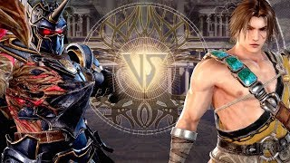 SOUL CALIBUR 6: New Roster Details REVEALED! Console EXCLUSIVE Guest Characters & NO Switch Version!