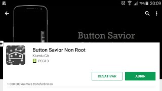 smartphone buttons broken? Use Button Savior app for Android: how to. Full HD 1080p