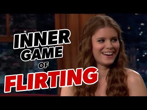 Inner Game Of Flirting | How To Flirt With Girls | 5 Tips To Improve Your Flirting Skills!