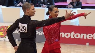 Yaroslav Kiselev - Sofia Philipchuk RUS |  Finnish Open 2018 | C