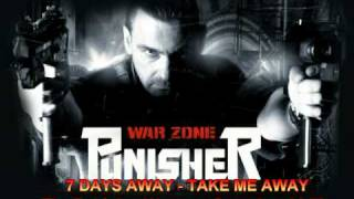 The Punisher Warzone soundtrack - 7 Days Away - Take Me Away WATCH!