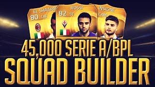 fifa 15 45k brilliant serie a bpl squad builder