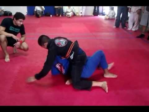Anthony Aguilera @Tillis BJJ In-House Tournament 2nd match