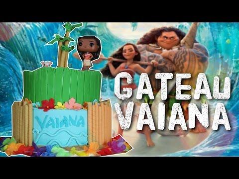recette-gateau-vaiana-disney-|-moana-cake-design