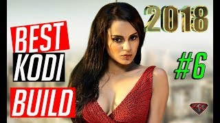 The Best KODI Builds Series 2018 #6| Live TV/TV Shows/Movies/Sports