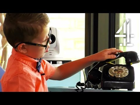 5-Year-Old's Phone Call To Dad