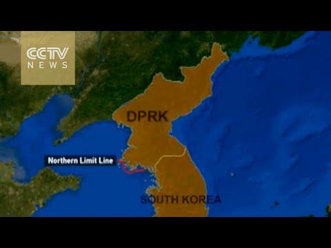 DPRK boats cross ROK maritime border