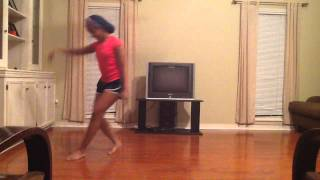 "Improv to Gladys Knight ""I Hope You Dance"""