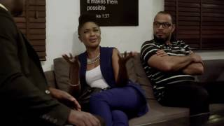 My Wife and I Trailer stars Omoni Oboli, Ramsey Nouah.