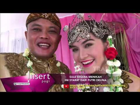 INSERT - Sule Segera Menikah Ini Syarat Dari Putri Delina (23/2/20)
