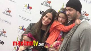 """Soleil Moon Frye at Yahoo! Sports """"A Day Of Champions"""" Event"""