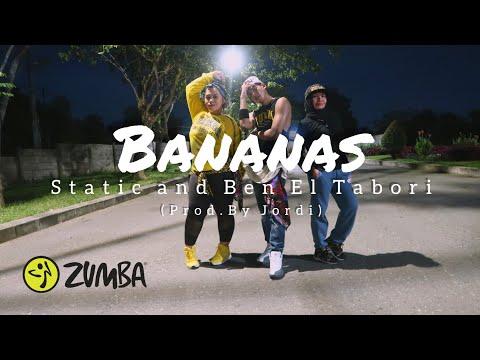 Zumba  FITNESS  At Balikpapan סטטיק ובן אל תבורי - בננות Prod By Jordi