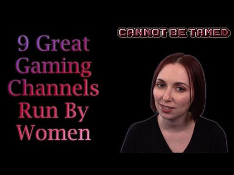 Great YouTube Gaming Channels Run by Women