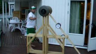 Haralds Floating Arm Trebuchet 2