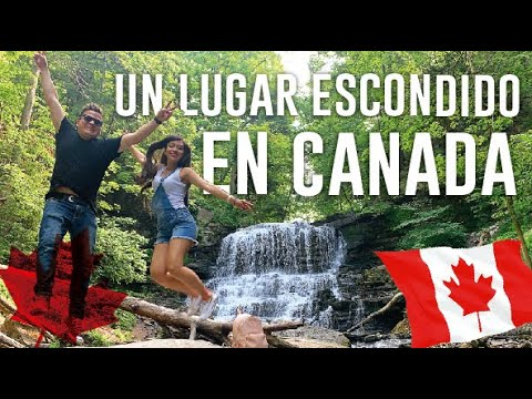 Que Hacer En Niagara, Ontario. Canadá - Decew Falls (Lugares Escondidos)
