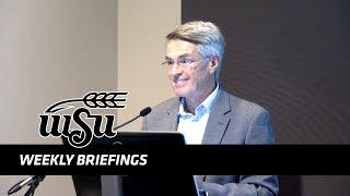 Dassault Systemes - WSU Weekly Briefing excerpt
